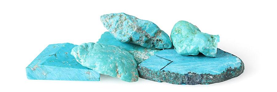 ターコイズの原石